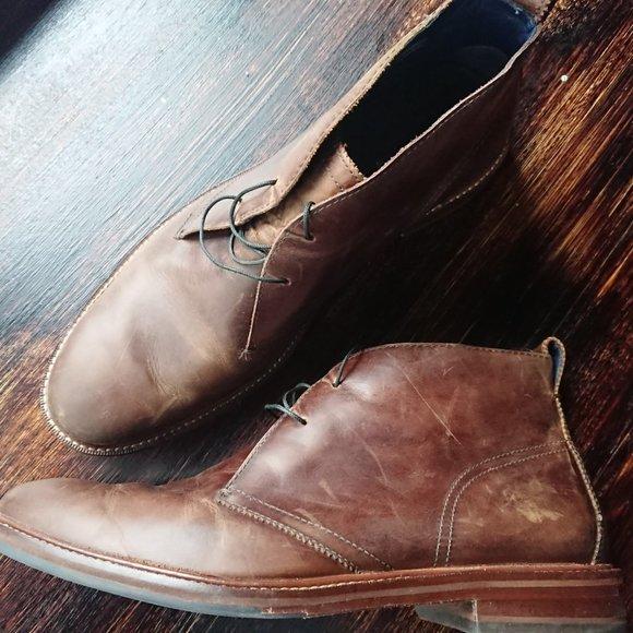 Cole Haan Shoes | Waterproof Chukkas